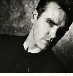 Morrissey by Alistair Morrison  bromide print, August 1987  Given by Alistair Morrison, 1991 to the National Portrait Gallery
