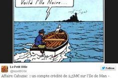"Les Inrocks - ""Tintin"": les Editions Moulinsart bloquent un Tumblr tenu par des journalistes"