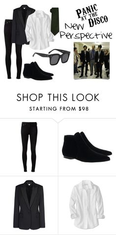 """""""New Perspective"""" by x-sweetea-x ❤ liked on Polyvore featuring rag & bone, STELLA McCARTNEY and CÉLINE"""