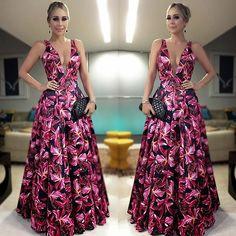 vestido madrinha princesa gode