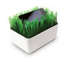 mini grass charging station