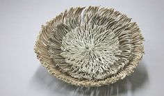 Contemporary Basketry: Clay by Nathalie Domingo
