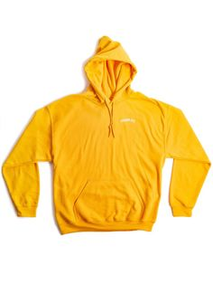 Shadow Hill Tangerine Oversized Merch Hoodie