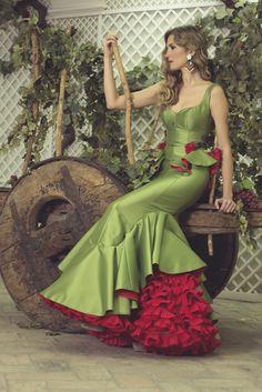 Noelia Margotón, una flamenca con mucho estilo