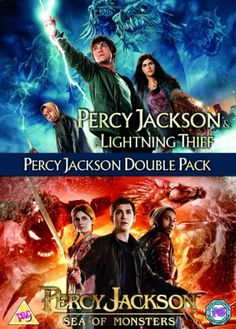 Percy Jackson and the Lightning Thief / Percy Jackson: Sea of Monsters Double Pack [DVD] DVD ~ Logan Lerman, http://www.amazon.co.uk/dp/B00EE5BBE6/ref=cm_sw_r_pi_dp_KRNFsb0ZYVRK4