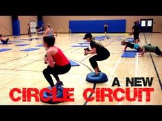 ▶ Circuit Training - New drills for Clients - YouTube