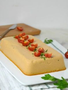 Pastel (o pudin) de atún. La receta que nunca falla | Cuuking! Recetas de cocina