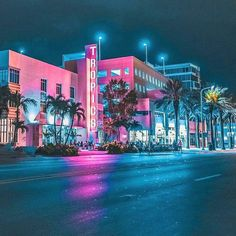 Miami is always a good idea – Best Travel images in 2019 South Beach Miami, Miami Florida, Florida Beaches, South Florida, Florida Travel, Neon Aesthetic, Night Aesthetic, Beach Aesthetic, Aesthetic Fashion