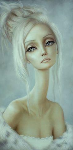 Leila by Lori Earley