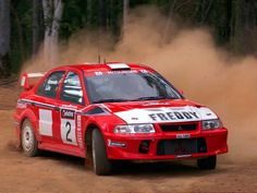 105 Best Mitsubishi Evo 6 Tme Images Rally Car Cars Autos