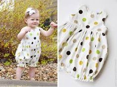 Turn a Baby Dress into a Bubble Romper - Top 28 Most Adorable DIY Baby Projects Of All Time I wish I knew how to sew! I love rompers way more than dresses. Baby Kind, My Baby Girl, Baby Boys, Carters Baby, Baby Gap, Sewing For Kids, Baby Sewing, Fashion Kids, Babies Fashion