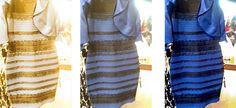 «Blanche et dorée ou bleue et marron?» On ne vous le cache pas, la question fait également débat à la rédaction de Slate.fr depuis qu'une utilisatrice de Tumblr a posté la photo d'une robe, posant la même question à ses abonnés. Depuis, la robe a fait le buzz sur les réseaux...