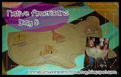 Native American Unit - Day 5