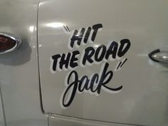 HIt The Road - Pierre Tardif