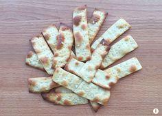 Cracker+di+kamut+all'olio+senza+lievito