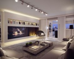 cool for a living room, in my dreams right ..