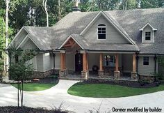 Plan W12261JL: Mountain, Traditional, Craftsman, European, Photo Gallery House Plans & Home Designs