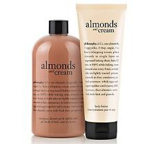 love philosophy, especially almonds + cream #QVCBeauty