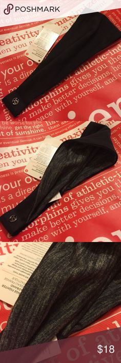 Lululemon Athletica Fringe Fighter Headband Sweat wicking, reversible. NO TRADES. Price FIRM Unless BUNDLED. lululemon athletica Accessories Hair Accessories