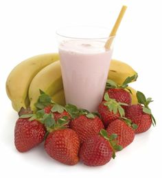 Strawberry-Banana http://www.womenshealthmag.com/food/whey-protein-shakes/strawberry-pineapple-orange