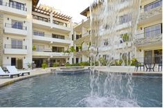 Grand Laguna Beach Cabarete Set on the seafront just a 5-minute drive from Cabarete, Grand Laguna Beach offers a semi-private beach area and a salt-water pool with waterfalls and a grotto bar. Free Wi-Fi is available in the apartments and common areas.