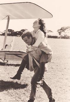 Meryl Streep & Robert Redford - Out of Africa (Sydney Pollack,1985)