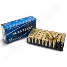 Pistolenpatronen - MagTech .45AUTO FMJSWC 14,90g / 230gr