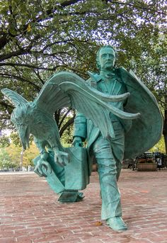 Edgar Allan Poe de Stefanie Rocknak. Boston.