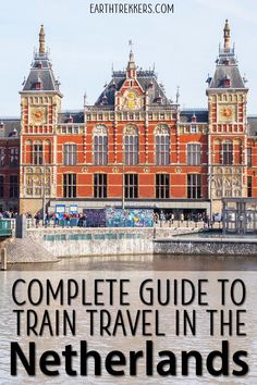 Guide to train trave