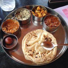 Vegan in North India