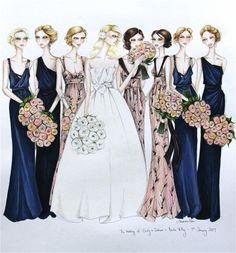 Em's Hunter Valley stunning wedding