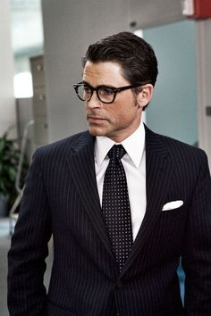 Rob Lowe now, dreamboat!