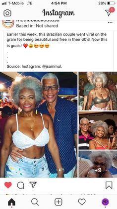 Aging Gracefully, Brown Skin, Crime, Couples, Beautiful, Black, Adorable Couples, Black People, Couple
