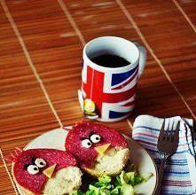 Angry Birds na śniadanie