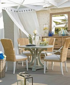 Coastal Living By Stanley Furniture Resort Seascape Dining Table