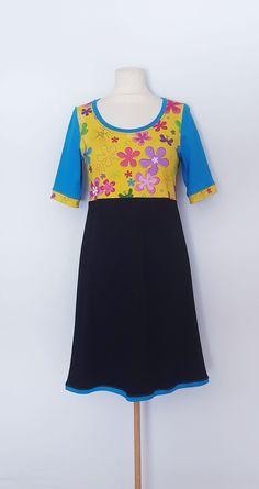 Kjole str.36 Handmade Dresses, Summer Dresses, Fashion, Moda, Summer Sundresses, Fashion Styles, Fashion Illustrations, Summer Clothing, Handmade Clothes