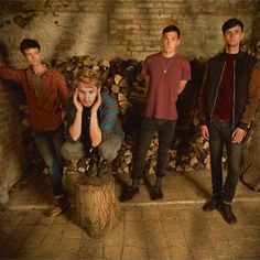 Glass Animals are an Oxford-based band blending electronics with indie guitar music