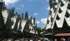 Harry Potter ~ Hogsmeade