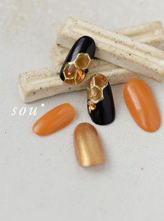 ハニカム構造 の画像|nail salon sou-sou