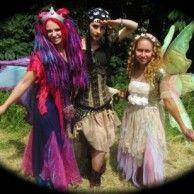 Felicity Fairy Parties - Pirates, Princess  - Pantomime-Style - Swordfight -  Treasure Hunt