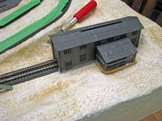 Another hobby of mine, N scale train diorama. N Scale Model Trains, Model Train Layouts, Scale Models, Model Training, Simple Camera, Trains For Sale, Ho Trains, New York City Travel, Train Engines