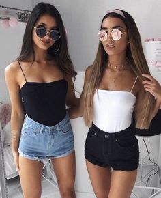 47 Cute Summer Outfits Ideas To Wear in The Hot Weather . , For More Fashion Visit Our Website cute summer outfits, cute summer outfits outfit ideas,casual outfits 47 Cute. Late Summer Outfits, Spring Outfits, Tumblr Summer Outfits, Summer Wear, Style Summer, Dress Summer, Summer Outfit For Teen Girls, Spring Clothes, This Summer