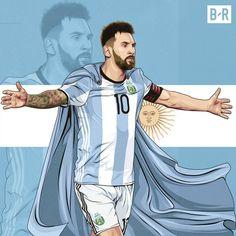 《露天看台》:梅西正在做着那些可以成为阿根廷英雄的事迹