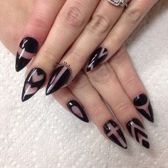 Cute nail art #nails #nailart
