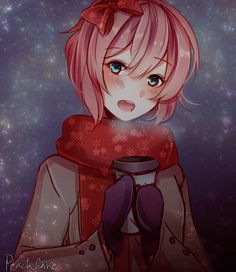 Doki Doki Literature Club!|Merry Christmas....Eerrr... It's nkt Christmas anymore. Oh well