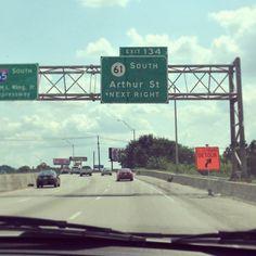 Found Arthur St. in Kentucky!