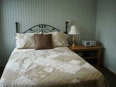 One of our delightful rooms in our Okemos location.