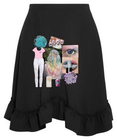 """""""Unicorn frap"""" by emma-rose-tokach on Polyvore featuring beauty, Chloé, The Gypsy Shrine and ban.do"""
