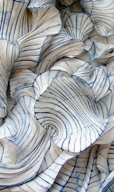 Detail of a paper sculpture!