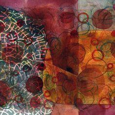"Saatchi Art Artist Michele Brown; Painting, ""Arising"" #art"